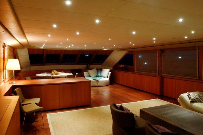 marine interior